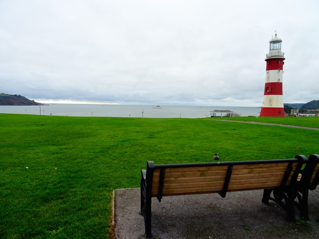 Day 4: Explore Plymouth - The Hoe & Smeaton´s Tower