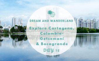 Day 15: Explore Cartagena - Getsemaní & Bocagrande #colombia #travel #solo #thingstodo