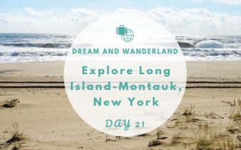Day 21: Explore Long Island - Montauk #travel #newyork #thingstodo