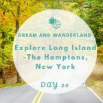 Day 20: Explore Long Island – Shelter Island and Greenport