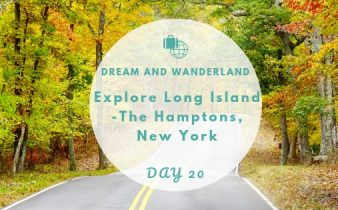Day 20: Explore Long Island - Shelter Island And Greenport #travel #newyork #thingstodo #roadtrip
