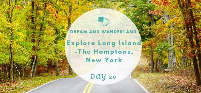 Day 20: Explore Long Island - Shelter Island And Greenport #travel #newyork #thingstodo #roadtrip