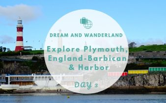 Day 3: Explore Plymouth - The Barbican & A Harbor Boat Tour #travel #solo #england #plymouth #thingstodo