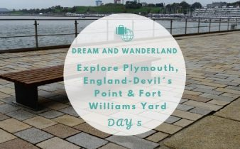 Day 5: Explore Plymouth - Boston Tea Party, Devil´s Point -Fort Williams Yard #travel #solo #thingstodo #plymouth