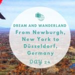 Day 24: Leaving Newburgh, New York