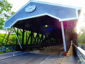 Indian Summer - New England - Things To Do In New Hampshire - Covered Bridge