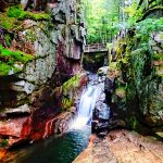 Indian Summer - New England - Things To Do In New Hampshire - White Mountains National Forest - Flume Gorge