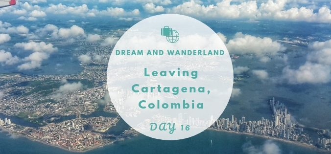 Day 16: Leaving Cartagena, Colombia #travel #solo #colombia