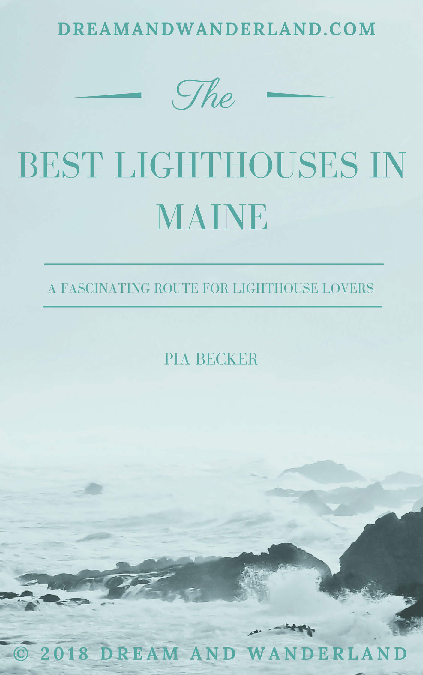 New England - Lighthouses in Maine - Travel Guide #thingstodo #newengland #roadtrip #lighthouses #travel