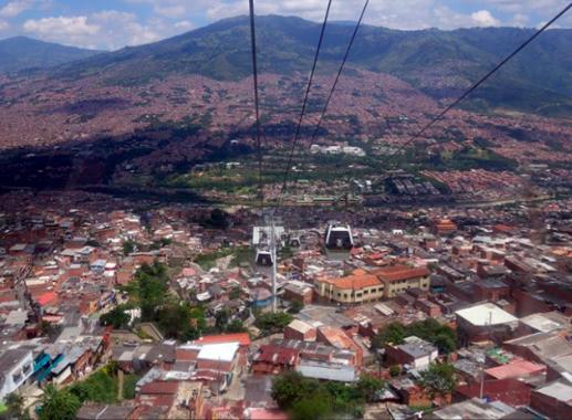 Day 11: Explore Medellin, Colombia - Park Arvi