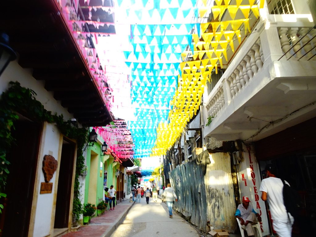 Colombia: Cartagena - Old Town