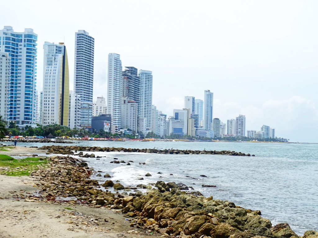 Explore Cartagena - Bocagrande #colombia #caribbean #southamerica #thingstodo #travel #solo #sightseeing