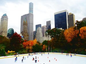 New York City - Central Park - Skyline #fallfoliage #indiansummer #travel #solo #thingstodo