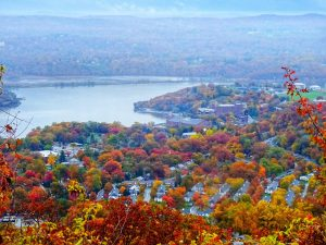 New York - Hudson River Valley - Lookout #fallfoliage #indiansummer #travel #solo #thingstodo