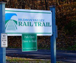 Explore Newburgh, New York - Hudson River Valley Rail Trail #travel #solo #newyork #usa #thingstodo