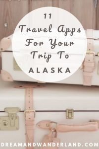 Plan your vacation to the last frontier and use the best free travel apps for your road trip to Alaska! #usa #thingstodo