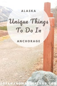 Best things to do in Anchorage like hike flat top mountain or a trolley tour through the city!
