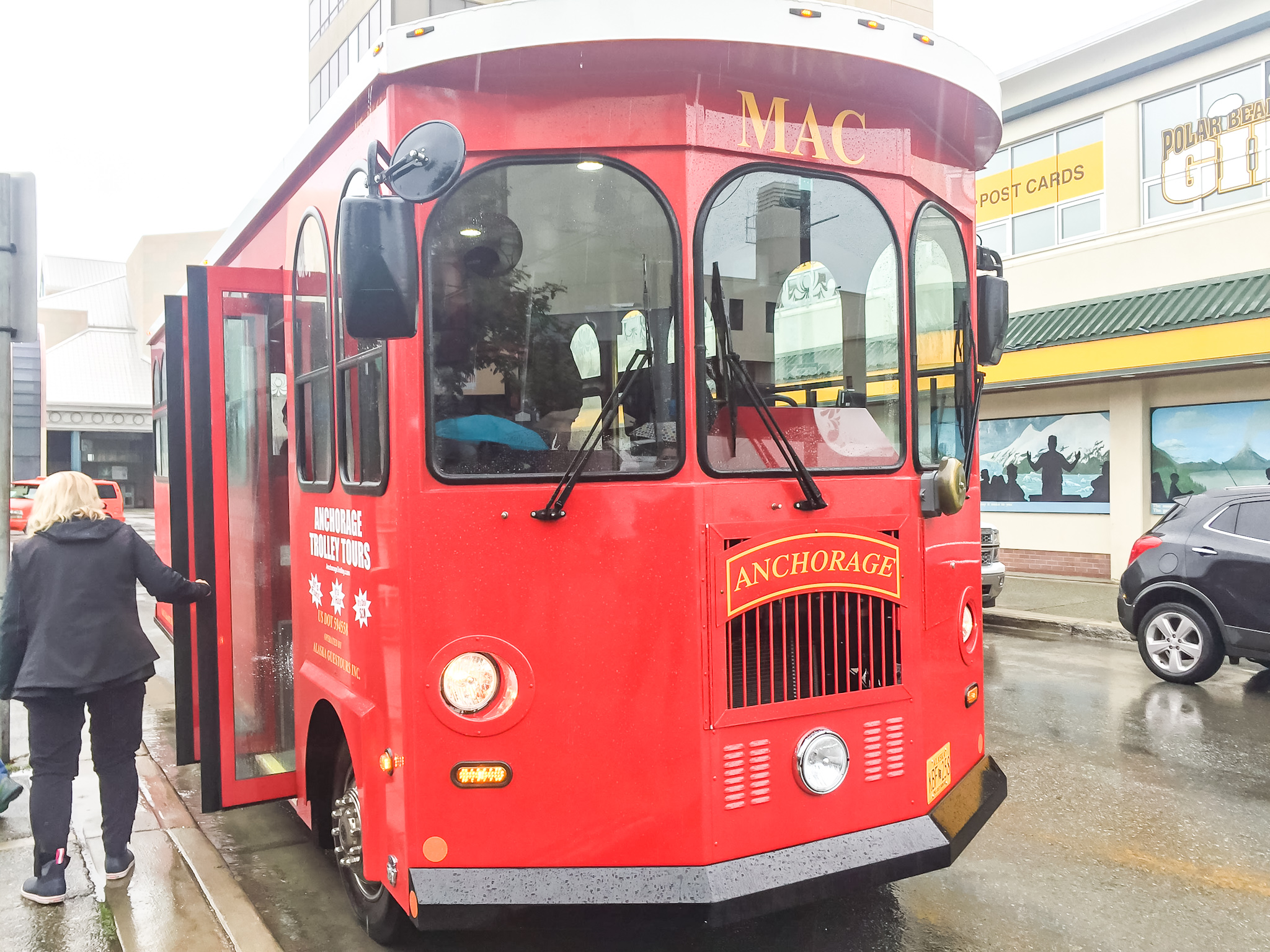 Unique Things To Do in Anchorage, Alaska - The Trolley