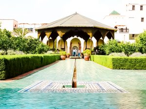 Visit the Secret Garden in Marrakech! #travel #Morocco #thingstodo