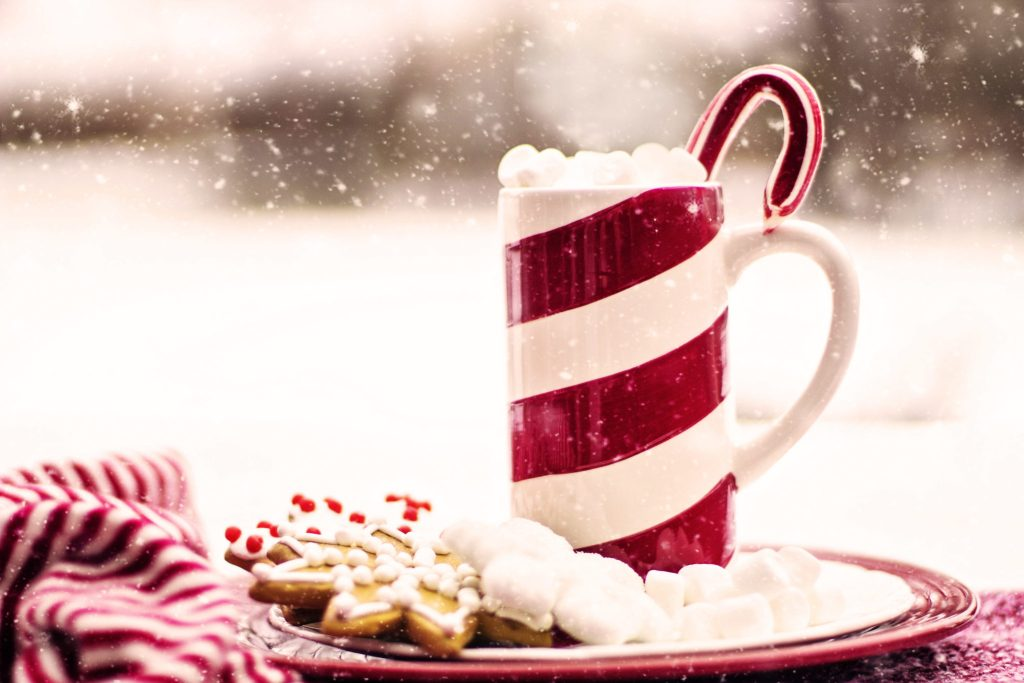 Have a hot chocolate or mulled wine at a Christmas market! #travel #stayathome #europe
