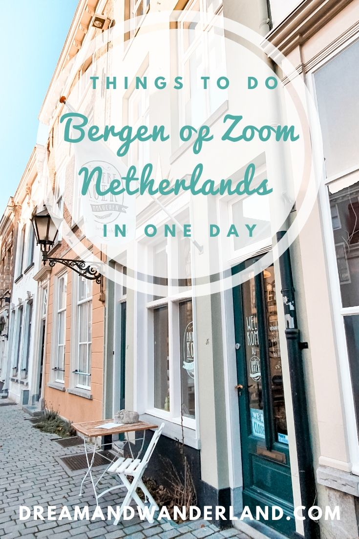 Brownies & downieS, my favorite restaurant in Bergen op Zoom. Traveling The Netherlands and visit charming and historic towns. #vacation #europe #daytrip #weekendtrip