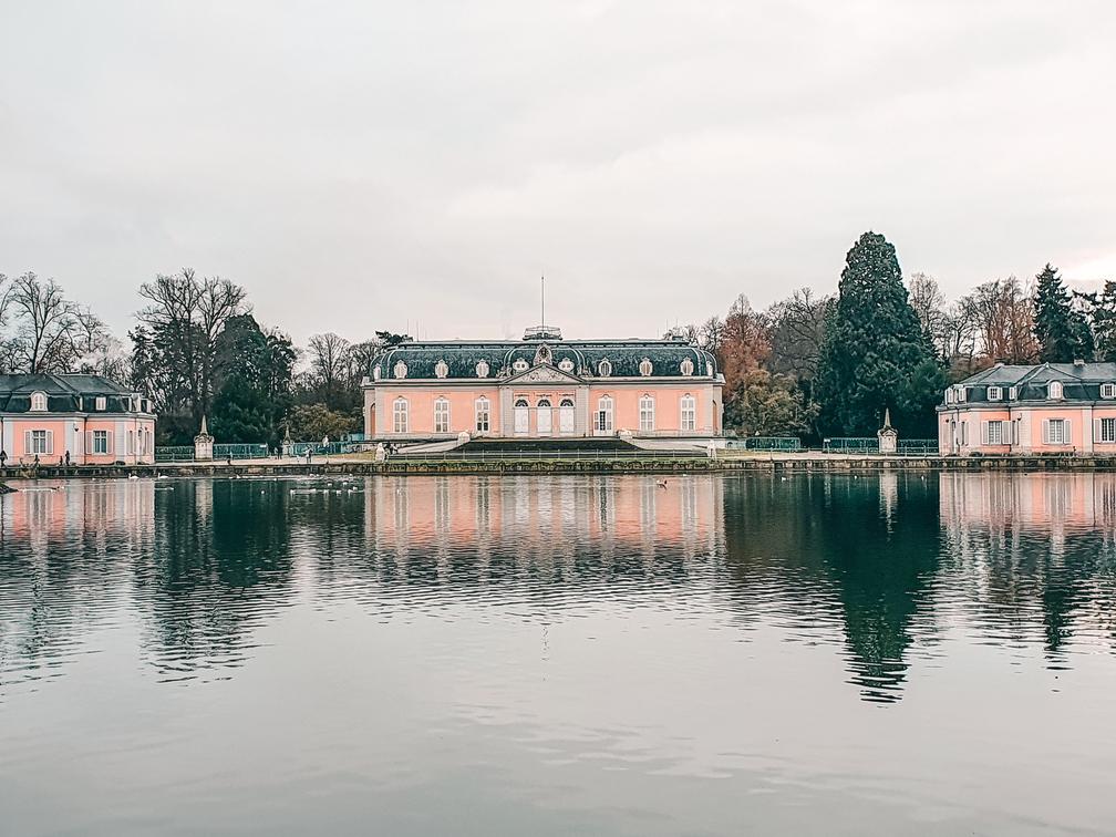 Visit Castle Benrath and Gardens. #travel #düsseldorf #germany