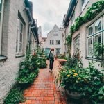 Travel Baltic Sea Coast and explore Lübeck and its lanes and backyards!