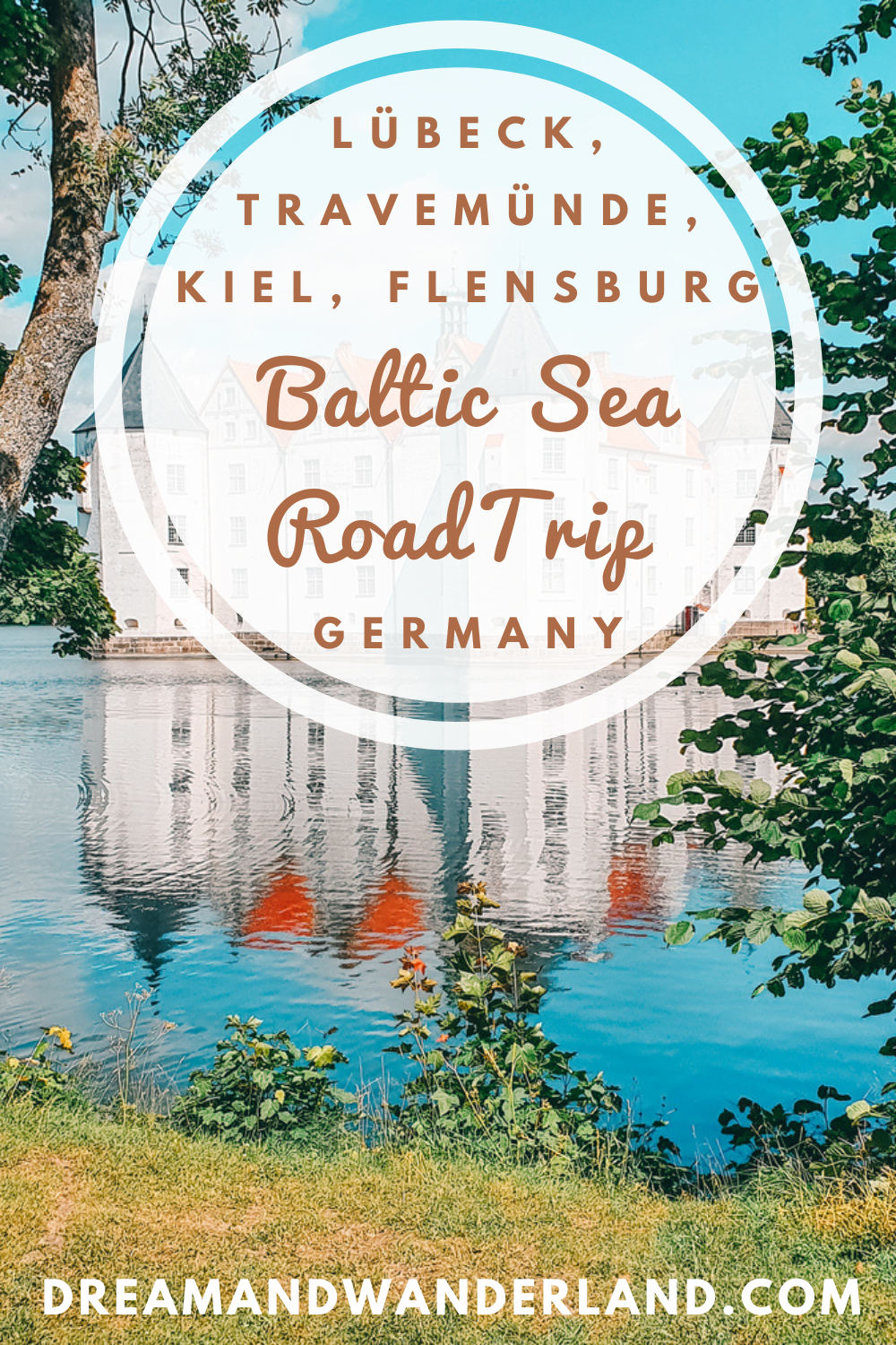 Travel Baltic Sea Coast in Schleswig-Holstein, Germany, and find stunning places and awesome things to do! Have a blast on your German vacation getaway! #thingstodo #germany #holiday #roadtrip
