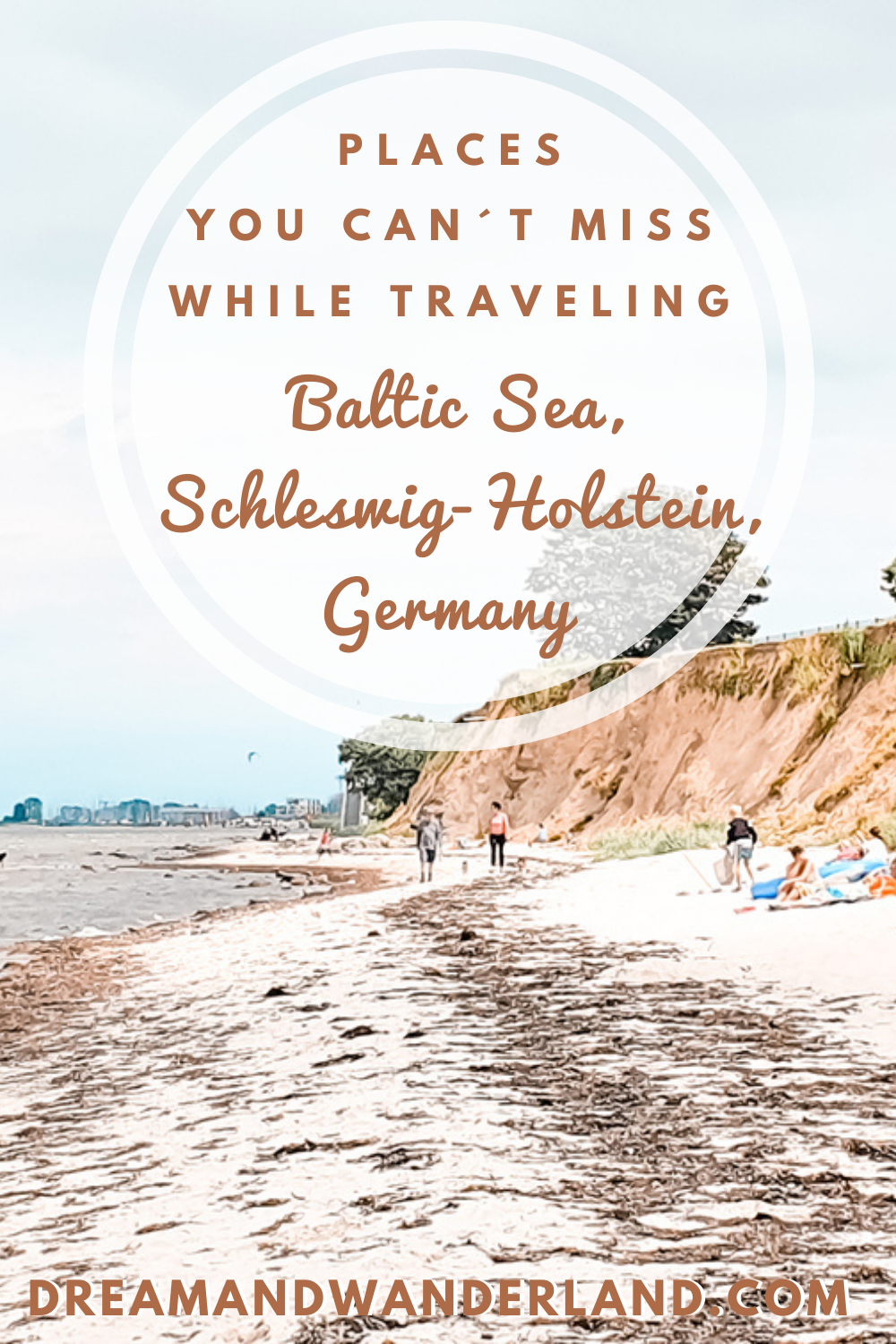 Travel Baltic Sea in Schleswig-Holstein, Germany, and find stunning places and awesome things to do! Have a blast on your German vacation getaway! #thingstodo #germany #holiday #roadtrip