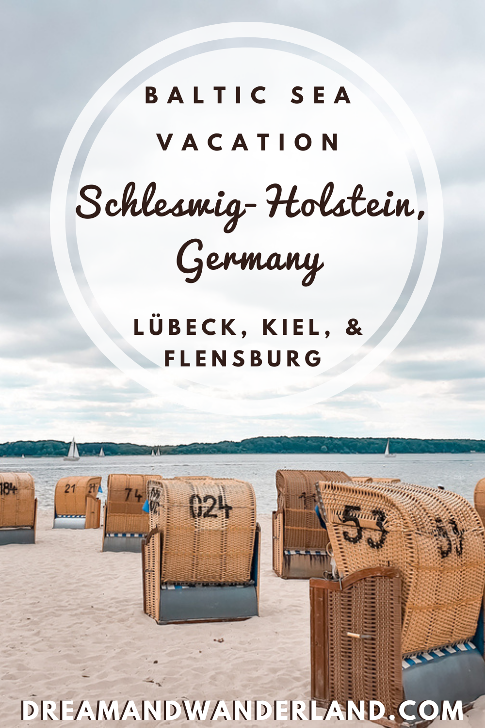 Travel Baltic Sea in Schleswig-Holstein, Germany, and find stunning places and awesome things to do! Have a blast on your German vacation getaway! #thingstodo #holiday #roadtrip